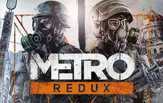 [Steam] Metro 2033/Metro Last Light Redux (@gamesrepublic)