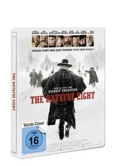 The Hateful 8 Steelbook bei saturn.de für 19,99
