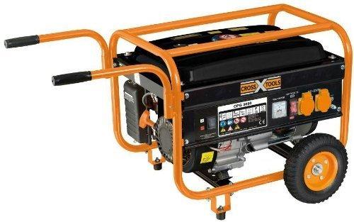 [Globus-Baumarkt] Stromerzeuger Cross Tools CPG 3000 für 188,00 Euro.