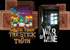 [Humble Monthly Bundle] South Park: Der Stab der Wahrheit & This War of Mine für 12$