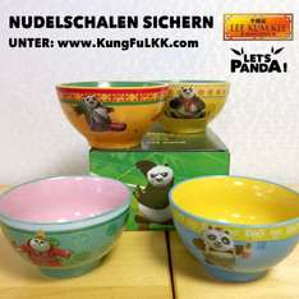 3 beliebige Lee Kum Kee Produkte kaufen und kostenlose Kung Fu Panda 3 Nudelschale erhalten