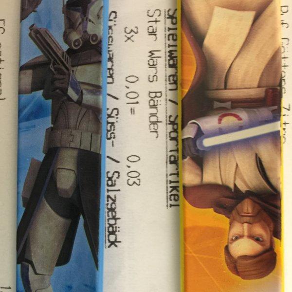 Star Wars Armbänder -Kaufland Gera-