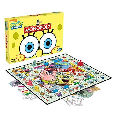 Hasbro B2180100 – Monopoly (SpongeBob Edition) für 11,48€ [Amazon/Prime]