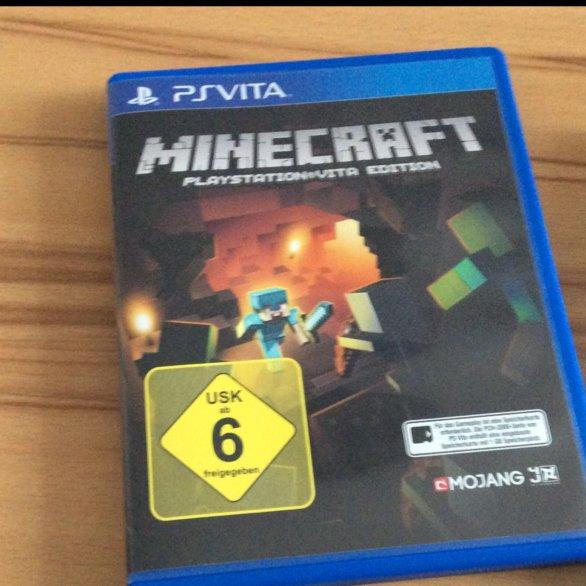 [Lokal MediaMarkt München Einstein] Minecraft PS Vita für 9,97