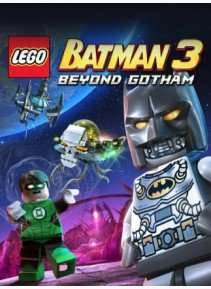LEGO Batman 3: Beyond Gotham STEAM CD-KEY GLOBAL