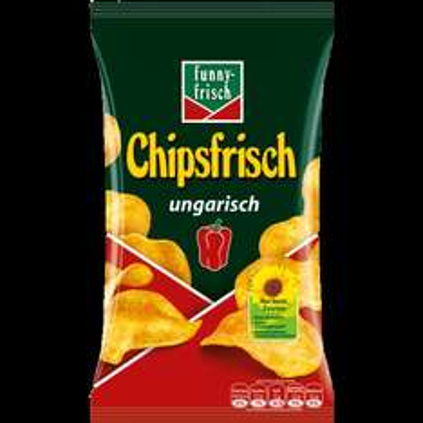 [PENNY Buhdesweit]Funny Frisch Ungarisch 175gramm an FRAMSTAG für 99cent. 16% Ersparnis zum Normalpreis. Pringels alle Sorten 1,35€