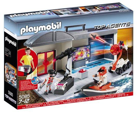 [real.de] Spielwaren versandkostenfrei - z.B. Playmobil Agentenquartier 5085 für 15€ statt 20€
