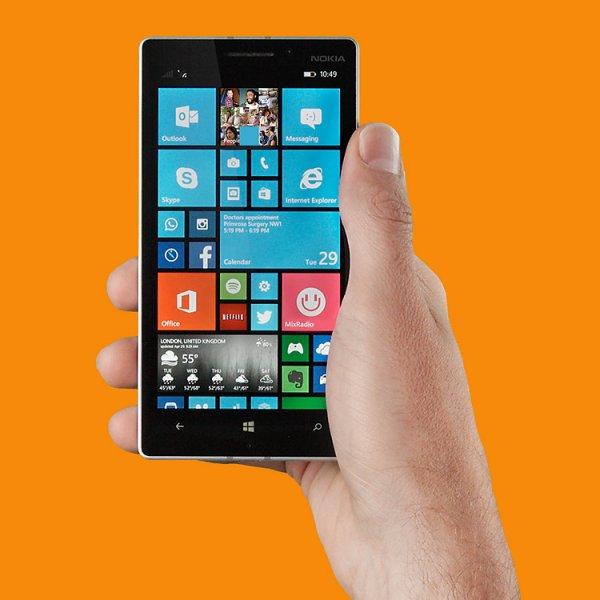 Nokia Lumia 730 DS Smartphone, 4,7 Zoll (11,9 cm) Touch-Display, 8 GB Speicher für 99 €  [Expert Technikmarkt Flensburg - u. a.?]