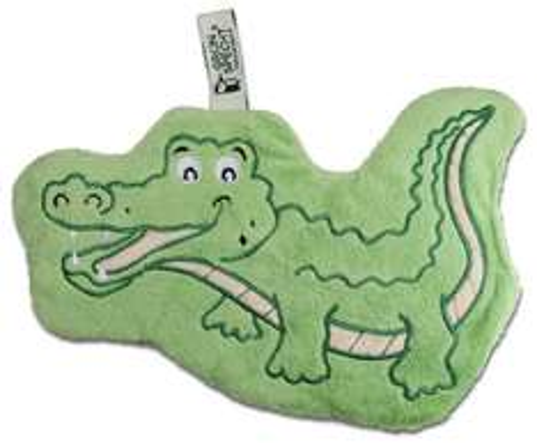 [Amazon PLUS!] - Kroko für die Kleinen ? - Wärmekissen im Krokodesign!