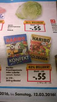 [Kaufland] Haribos - am Superweekend