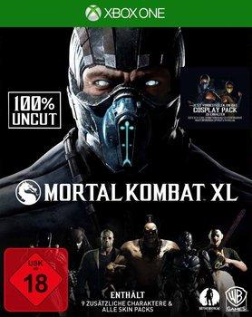 [Müller] Mortal Kombat XL (PS4 / XBO) für 42,99€ [Uncut]