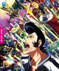 @thehut.de: Space Dandy - Collector's Box Set (13 Episodes) Blu-ray  für rund 18€ inkl. Versand.