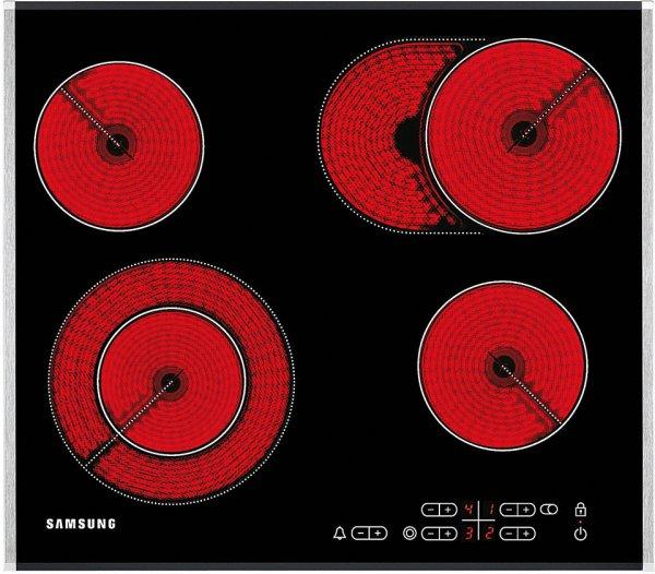 """[ZackZack] Samsung Kochfeld """"C61RCAST2/XEG"""" (4 Kochzonen, TouchControl-Steuerung, Timer, Kindersicherung) inkl. Versand für 230 € statt 299 €"""