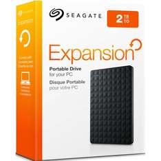 @eBay SEAGATE STEA2000400 Expansion Portable 2 TB 2.5 Zoll extern 69 Euro