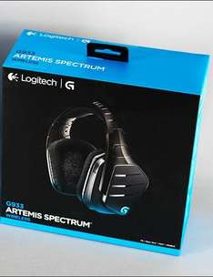 LOGITECH G933 Artemis Spectrum  Gaming-Headset @ Ebay (Saturn)