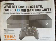 Xbox one 500GB Saturn Bremen