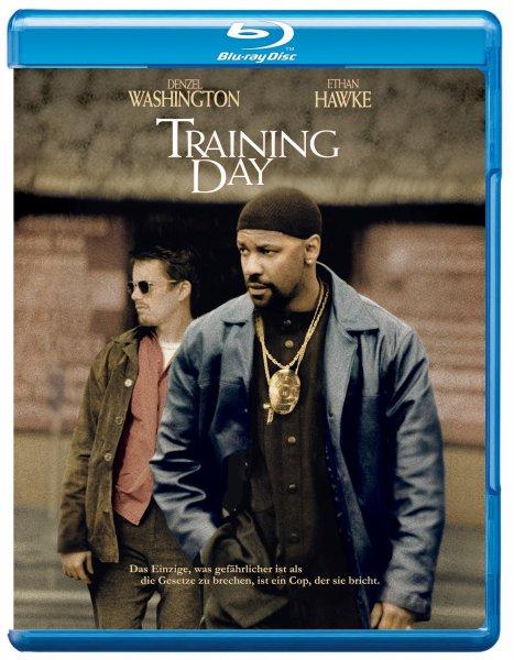 (wieder verfügbar) Training Day - Blu-Ray @ müller