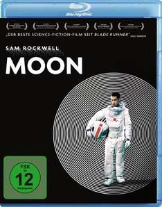 Moon [Blu-ray] für 4,97 € > [amazon.de] > Prime