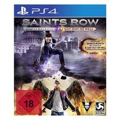 [Real] PS4 Spiel Saints Row IV Re-elected + Gat Out of Hell 20€
