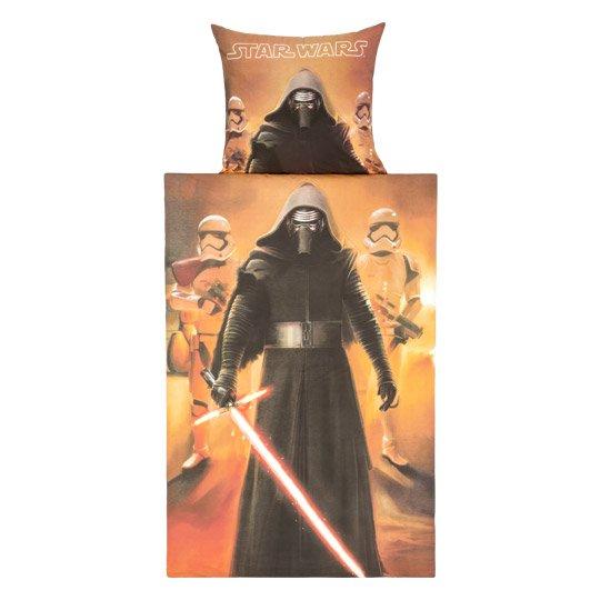 Star Wars Renforce-Bettwäsche Kylo Ren und/oder Deko-Kissen Chewie, Real online