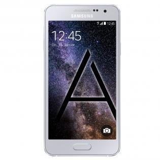 Samsung A3 (2015) silber / champagne - 149€ + 1,99€ VSK @redcoon
