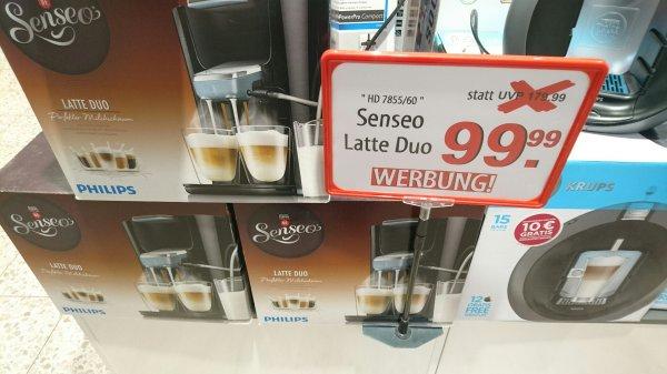 [FAMILA Nordost] Senseo Latte Duo 7855/60