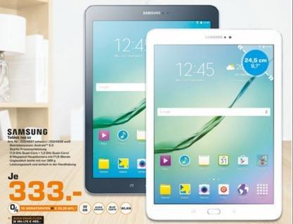 [Lokal Augsburg->Friedberg] Samsung Galaxy Tab S2 9.7