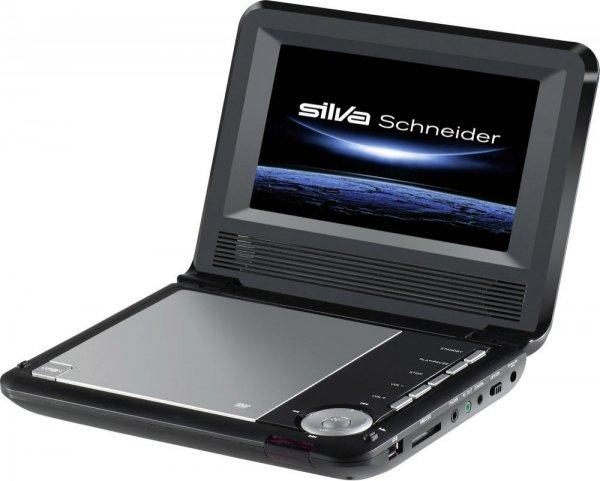Silva Schneider DVD 717 USB für 33€ - portabler DVD Player @ Voelkner