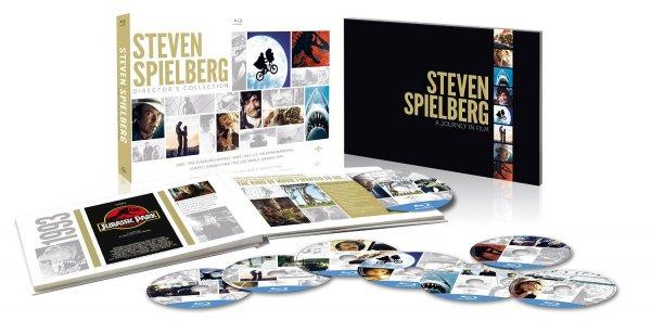 [Amazon.it] Steven Spielberg Collection auf Bluray