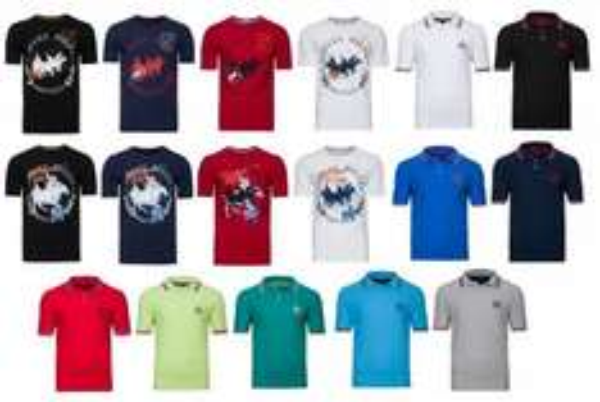 Harvey Miller Polohemden und T-Shirts für 3,99 € [Outlet46]
