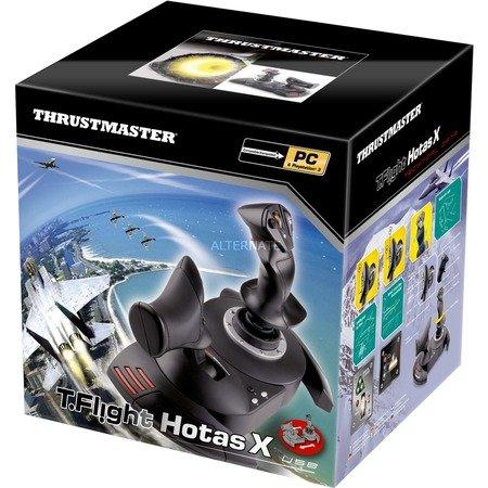 "[zackzack] Thrustmaster Flightstick PC, PS3 ""T-Flight Hotas X""  34,99€"