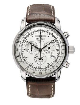 Zeppelin Herren-Chronograph 100 Jahre Zeppelin 7680-1 für 209,30 € statt 299,00 € / VK-FREI