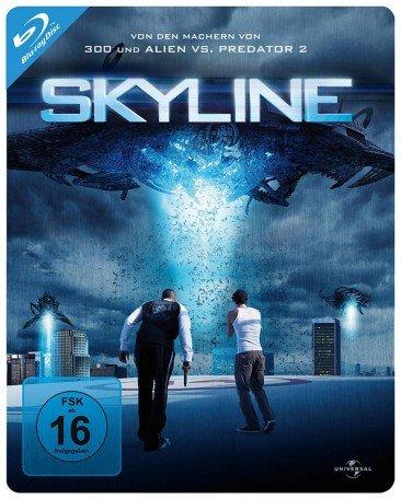 [Media-Dealer] Skyline (Steelbook) (Bluray) für 6,99€