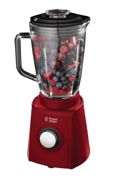 Russell Hobbs Desire Glas-Standmixer (0,8 PS Power-Motor, 750 Watt, bis zu 26.000 U/min), Glasbehälter für 33,50 statt 49,99