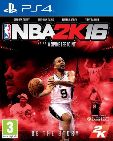 NBA 2K16 (Playstation 4) für 34,61€ bei Amazon.fr