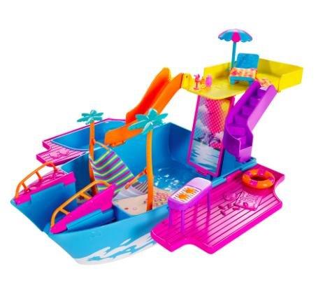 [Babymarkt.de] 10% auf das gesamte Spielwarensortiment - Polly Pocket Abenteuer Jacht für 26,98€ inkl VSK statt ca. 35€