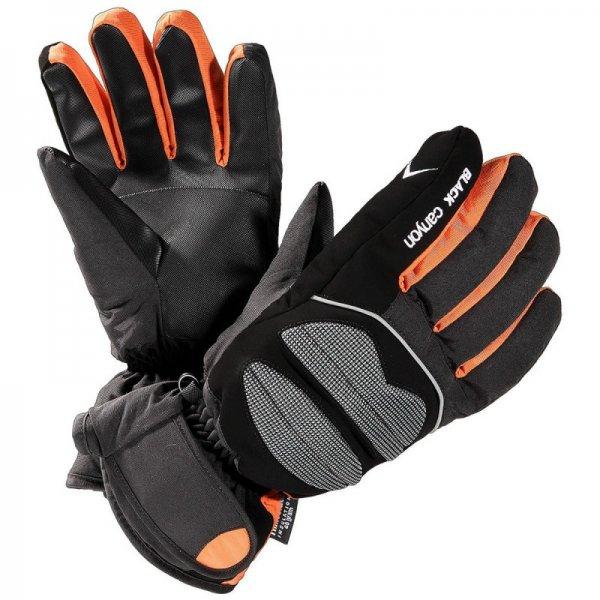 (Outlet-Trends.de) Black Canyon Skihandschuhe mit Thinsulate Füllung schwarz ver.Farben/Modelle für 9,95€