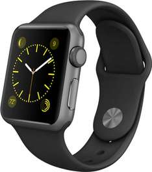[Ebay Saturn/Mediamarkt] APPLE Watch 38 mm Aluminium mit Sportband, Smart Watch,verschiedene Farben für je 296,10€