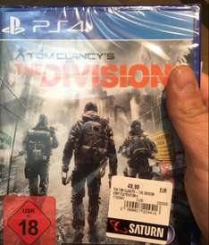 [Lokal Saturn Braunschweig ] The Division PS4