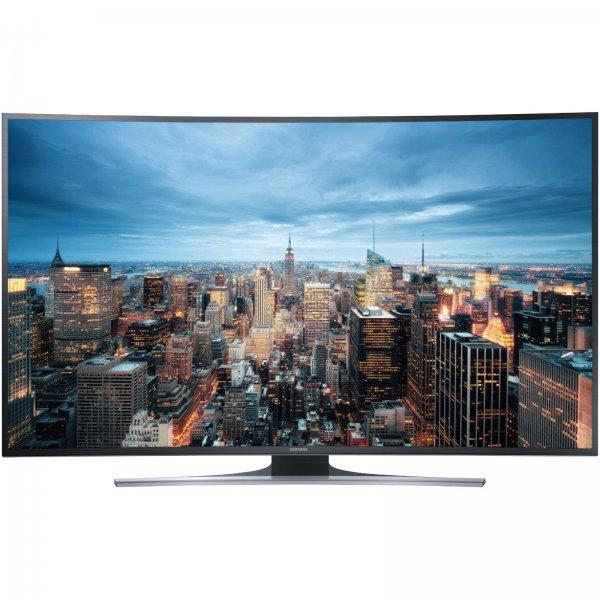 [EBAY SATURN] Samsung UE48JU6550 4k Curved Fernseher für 765,00€ bei Filialabholung