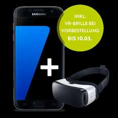 Samsung Galaxy S7 + BLUE All IN M für 39,99€ effektiv 11,25€ / Monat