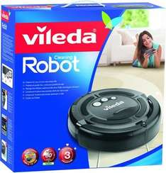 "[Kaufland Bundesweit] Staubsauger Roboter ""Vileda Cleaning Robot"""