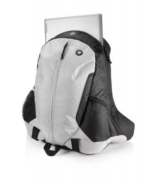 "HP™ - 15.6"" Notebook-Rucksack ""Select 75"" (Black/White) ab €23,99 [@HP.de]"