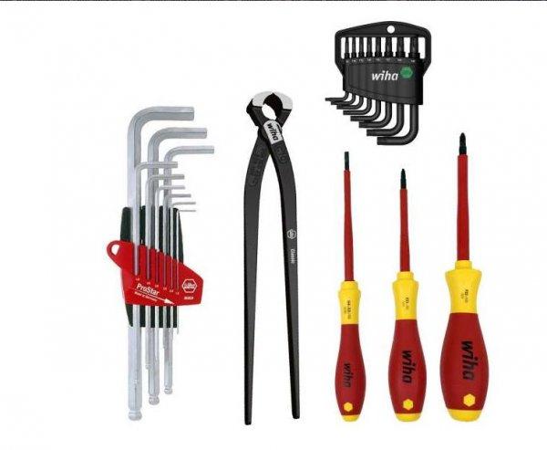 [Werkzeugstore24] Wiha Werkzeugset 6-tlg.