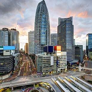[März - Juni] Hin- und Rückflüge von Brüssel nach Tokyo ab 374€ mit Qatar