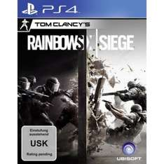 Tom Clancy's Rainbow Six Siege (DE-Version) (PS4) *Update*