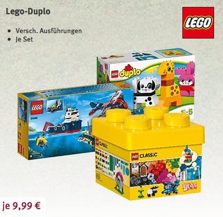[Rossmann Offline] Lego - Sets (31045, 10692, 10573) für 9,99€, Vergleichspreise ab 13€
