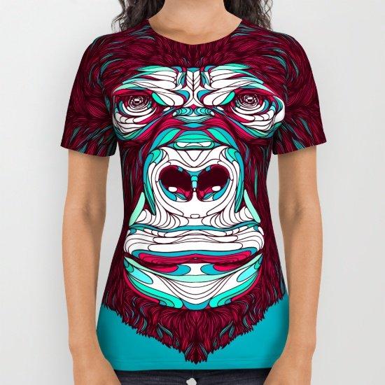 [Society6] 15% Rabatt + versandkostenfrei (Shirts mit außergewöhnlichen Designs & mehr)