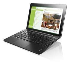 "Lenovo Miix 300-10 (10,1"" HD IPS, Intel Atom Z3735F 4x 1,?83GHz, 2GB Ram, 32GB eMMC, 5MP + 2MP Kamera, micro-HDMI, Windows 10 für 154€ bei Amazon.co.uk"
