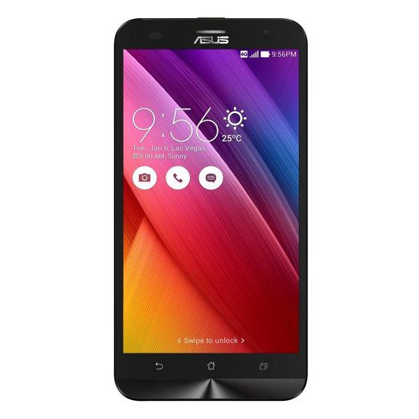 """ABGELAUFEN! [amazon.fr] ASUS ZenFone 2 Laser (ZE550KL) Dual LTE-SIM + mSD (5,5"""" HD Gorilla Glas4, Snapdragon QC, 2GB RAM, 16GB intern, erweiterbar bis 128GB, 13+5 Megapixel Cam, 3000mAh austauschbar, And 5.0 >> 6.0 , weiss) ab 171 €"""